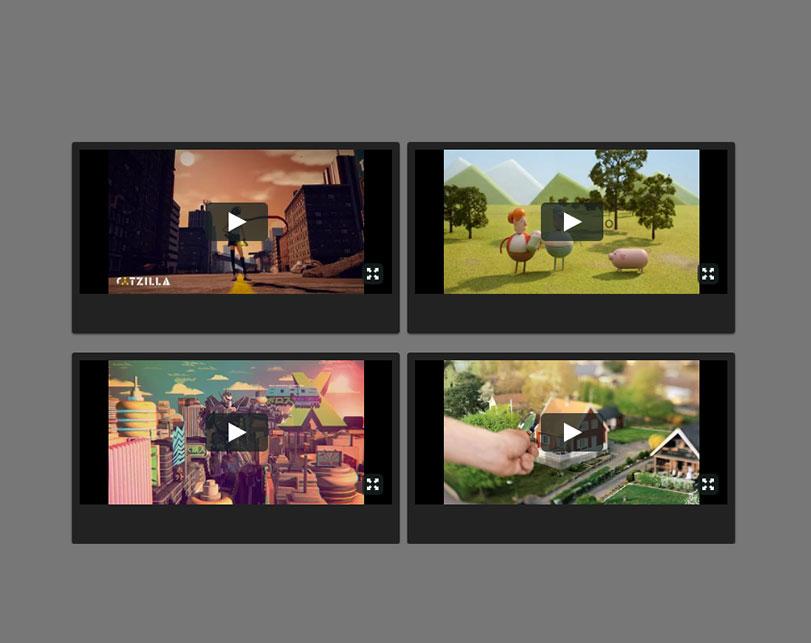 Videos Multiple Categories